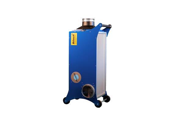 Absaug- und Filtereinheit SFU-10 / 230V / 1'000m3 für Wohnraumlüftungen KWL