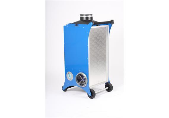 Absaug- und Filtereinheit SFU-25 / 230V / 2'500m3 für Wohnraumlüftungen KWL