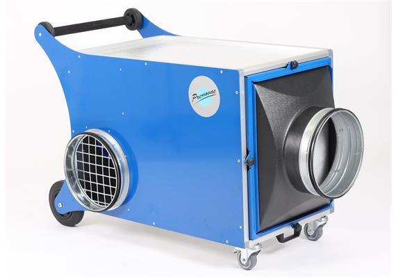 Absaug- und Filtereinheit SFU-50 / 230V / 4'500 m3 für Wohnraumlüftungen KWL