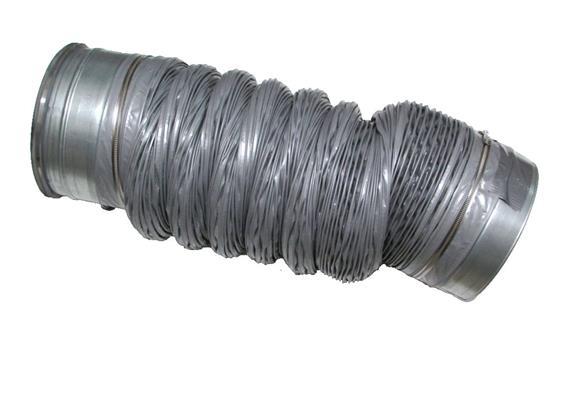 Absaugschlauch D=200 mm / 12m Climtex leicht, flexibel, PVC-Gewebeschlauch