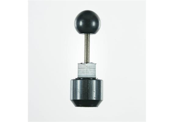 Adapter / Airmaster-Mini / E 20 zur Aufnahme von Kanal-Flyer 25cm / 30 cm