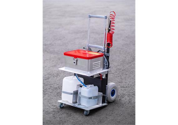 DG-2850 Desinfektionsgerät für Oberflächen Oberflächen - und Geräte Desinfektion