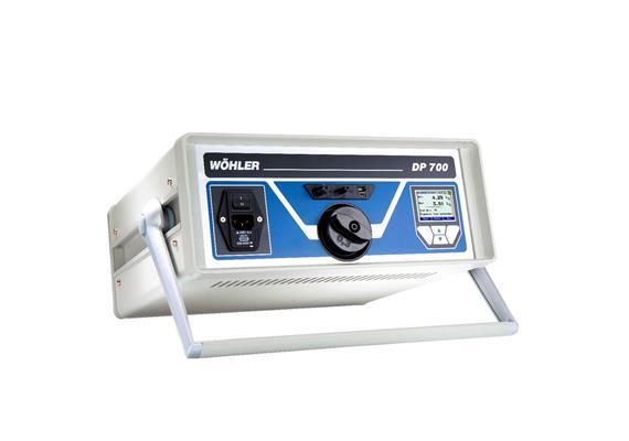 DP 700 Dichtheitsprüfgerät für Lüftungsanlagen