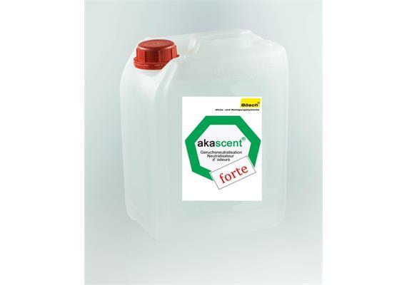 Geruchsneutralisation akascent Kanister 5L