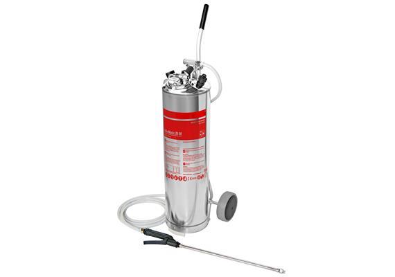 Indu-Matic 20 M Edelstahl-Schaumgerät für Reinigung und Desinfektion