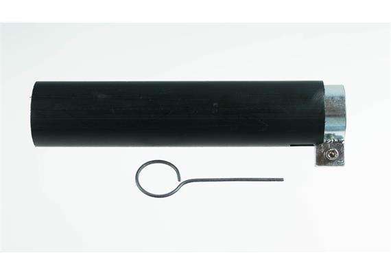LRS Klemmstück für Bohrmaschine inkl. Schutzrohr und Stiftschlüssel