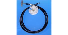 LRS Lüftungswelle PU10 flexibel
