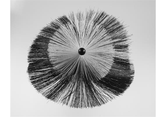 LRS Luftkanal-Bürsten Nylon Soft / 20 cm
