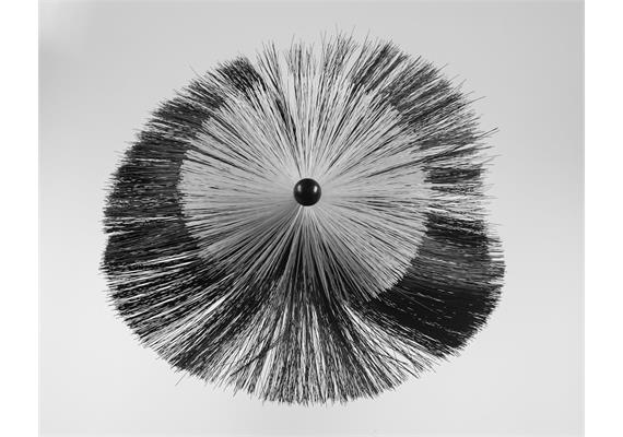 LRS Luftkanal-Bürsten Nylon Soft / 40 cm