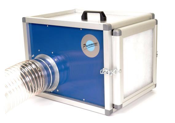 Luftreiniger HAC-10 Hepa Air Cleaner 1000 m3 Luftleistung/Std.