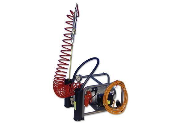 Mitteldruckreiniger P15 zum Versprühen von Reinigungskonzentrat