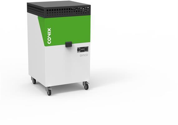 Onair-1600 UV-C Industrieller Luftreiniger UV-C für Räume bis 200m2