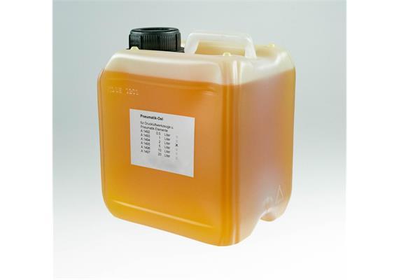 Pneumatik-Oel A-89 / 2 Liter für Putzmaus, Druckluftwerkzeuge