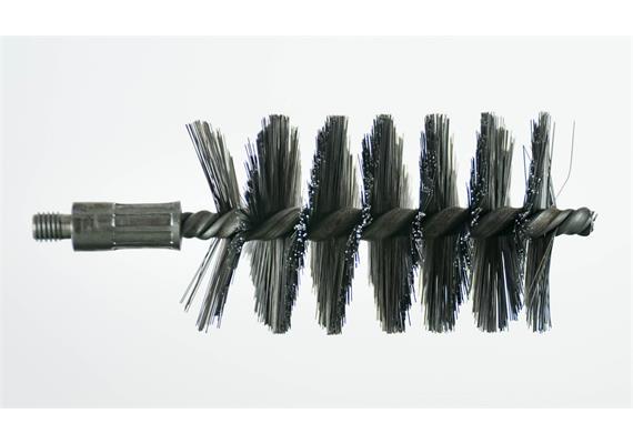 Profi - Rohrbürsten Stahldraht M10 / 80 mm