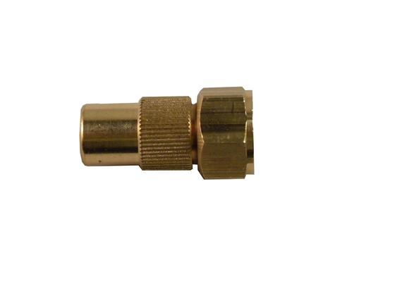 """Regulierbare Düse G1/4"""" mit O-Ring zu Mitteldruckreiniger"""