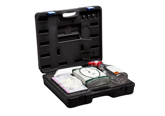 Reinigungs-Set für Inspektionskameras im Koffer