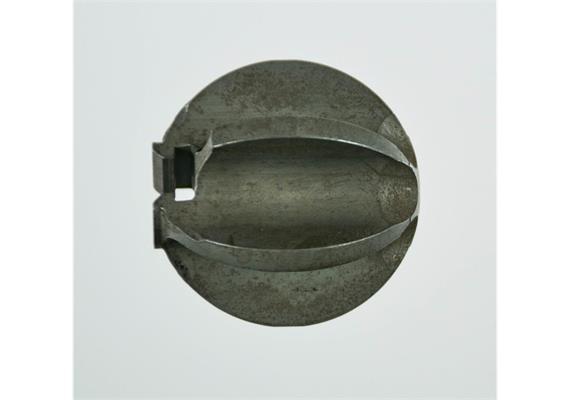 Rohr-Fräser 40 mm mit Anschluss an LRS-Lüftungswelle
