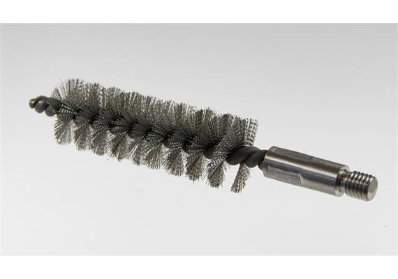 Rohrbürsten VA -Stahldraht M10 / 20 mm