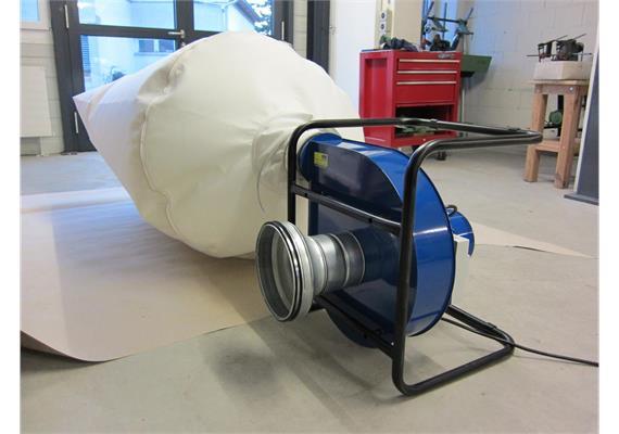 S-100 Filtersack 1400 mm x Durchmesser 800 mm
