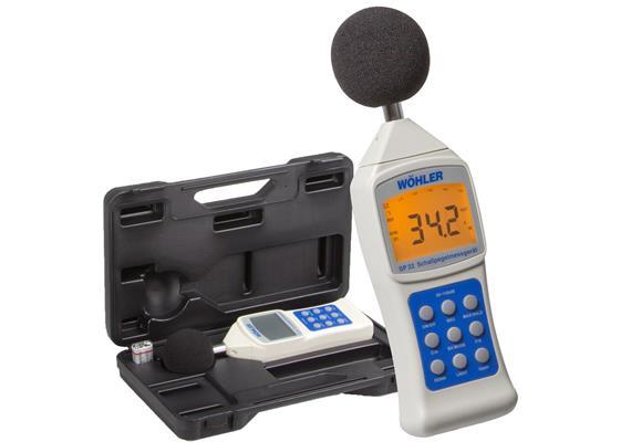 Schallpegelmessgerät SP 22