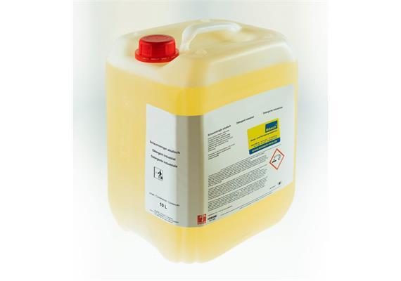 Schaumintensivreiniger im 10 l Kanister stark fettlösend PH12-13