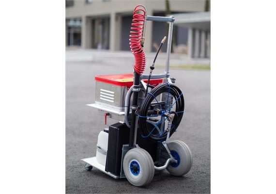 SP-3000 Desinfektionsgerät für Lüftungsanlagen Mobile Rohr- und Geräte Desinfektion