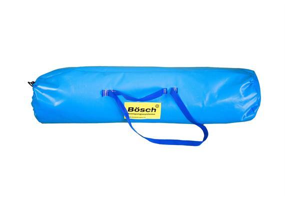 Tragtasche für Absaugschlauch 200 mm Robuste und leichte Tragtasche aus Nylon