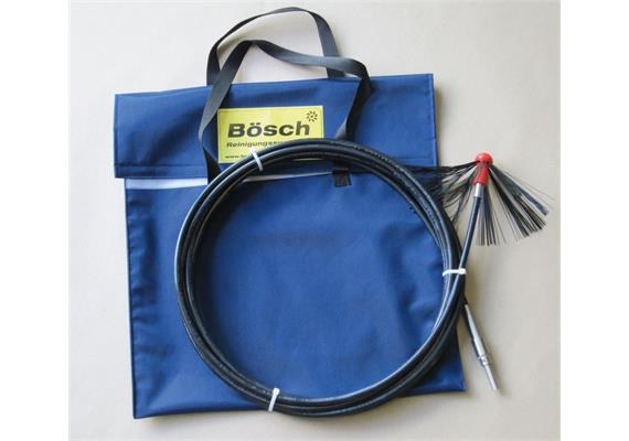 Tragtasche für Welle Airmaster Ultra Robuste Tasche aus Nylon für Welle und Bürsten