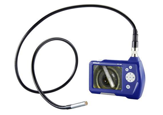 VE 300 Video-Endoskop im praktischen Koffer mit 2 Endoskopsonden