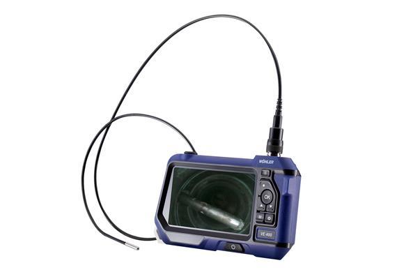 VE 400 HD-Videoskop im praktischen Koffer mit HD-Kombisonde 5,5 mm