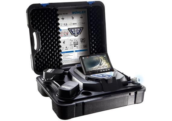 VIS 350 Videoinspektionskamera steckbar 30m