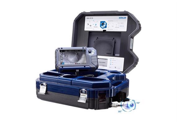 VIS 700 HD-Inspektionskamera digitale Videoinspektion mit Schärfesteuerung